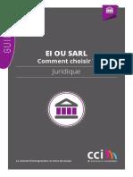 Cci-guide-choisir Entre Entreprise Individuelle Et Sarl
