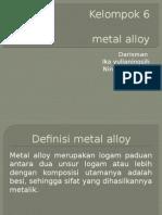 Pemrosesan logam rinci