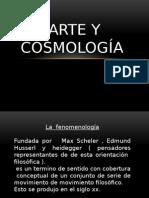 Arte y Cosmologia