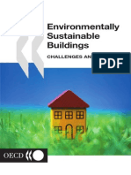 Environmentally Sustainable Buildings - Challenges and Policies