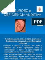 2014- Surdez e Deficiência Auditiva