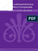 Vol 7 Revista Lat. Poltica Comparada