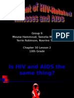HIV Materi presentasi