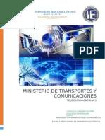 Fondo de Inversión en Telecomunicaciones