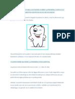 recomendacionesparalospadressobrelaprimeraconsultaytratamientoodontologicodesushijo1-121005193108-phpapp01.doc