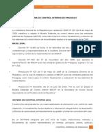 Sistema de Control Interno de Paraguay