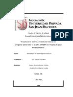 Imforme de Metodo SJB TESIS