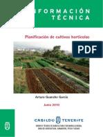Planificación de Cultivos Hortícolas