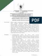 Instruksi Menag 1 2012 Zona Integritas Bebas Korupsi