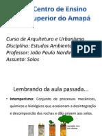 SOLOS ESTUDOS AMBIENTAIS AMAPA