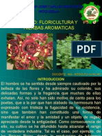 Introduccion a La Floricultura