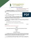 Decreto 1171-1994 Código de Ética Do Servidor Público