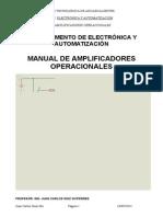 MANUAL DEL  AMPLIFICADOR