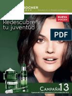 Catálogo Yves Rocher Campaña 13, 2015