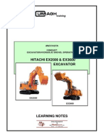 Hitachi EX2500 and EX3600 - Reference Material.PDF
