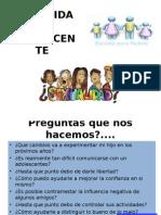 4.- Sexualidad Del Adolescente - Escuela de Padres