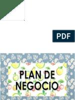 Plan de Negocios de La Empres Nutricin 1