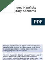 Adenoma Hipofisis