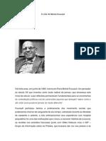 A Vida de Michel Foucault