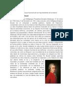 Wolfgan Amadeus Mozart