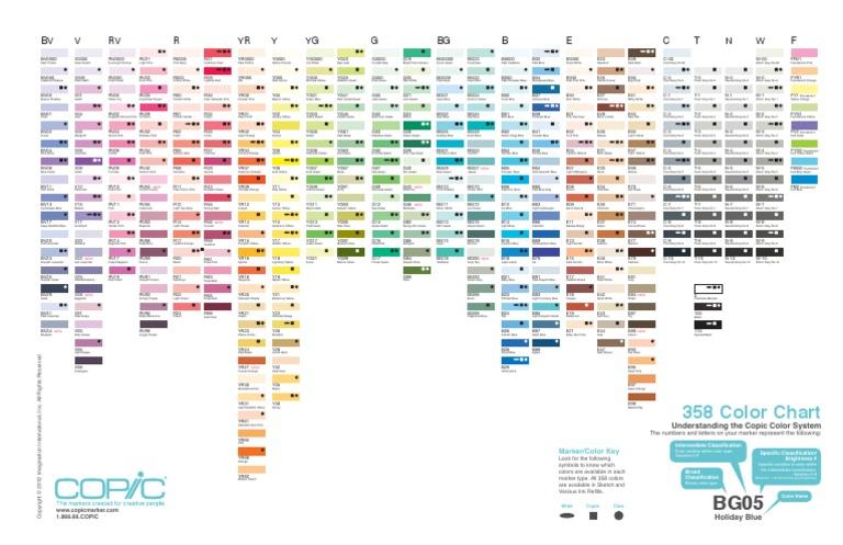 358 Color Family Chart2 Hello Grey Green