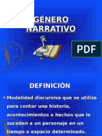 GENERO_NARRATIVO.ppt