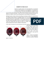 Chemistry of Wine Color