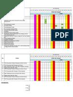 Jadwal Pelaksanaan Kegiatan Pembangunan Sarpras Sda 2015