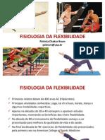 Fisiologia Da Flexibilidade