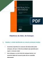 Administração de Materiais_Slides Do Livro