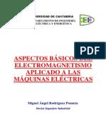 Electromagnestismo Aplicado a Maquinas Electricas