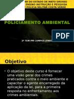 POLICIAMENTO AMBIENTAL