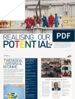 Tullow Oil 2014 Annual Report Ten Special Feature