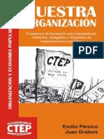 Nuestra Organización - Organización y Economía Popular - CTEP