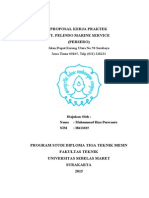 Proposal KP Pelindo Email