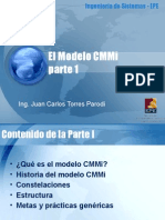 Upc Cmmi Modelo Cmmi Parte 1 v.2.2