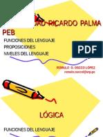 Funciones Proposiciones y Niveles