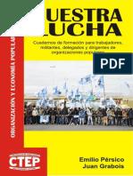 Nuestra Lucha - Organización y Economía Popular - CTEP