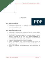 Informe Limite Liquido Mecanica de Suelos 05 2015
