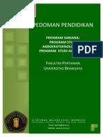 Pedoman Akademik FP UB