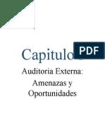 FODA (Analisis Externo e Interno)
