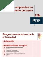 fármacos TTO asma
