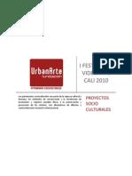 I FESTIVAL DE VIDEOARTE CALI UrbanArte fundación