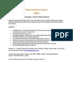 SME Development Program - SMEC