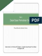 1 SimMod - Dasar Permodelan Sistem (1).pdf