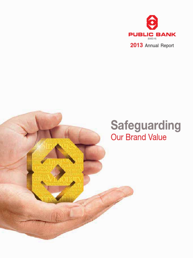 Public Bank 2013 Annual Report