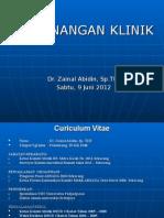 seminar kewenangan klinik