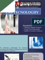 Description of a Clinical Laboratory
