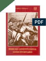 Derecho Constitucional Consuetudinario - Jose de Jesus Orozco
