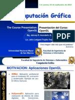 OpenGL_sesion1 Computacion Grafica 2015-II